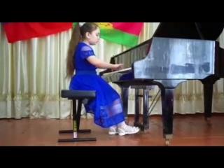 Дарюшина Виолетта - Ю. Весняк «Нежность»
