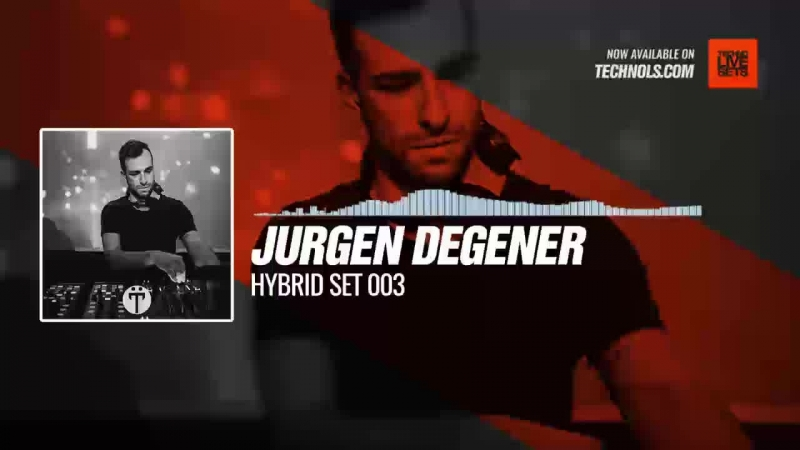 Techno music with Jurgen Degener Hybrid set 003 Periscope