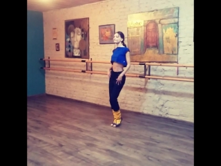 Mila Borisova bachata