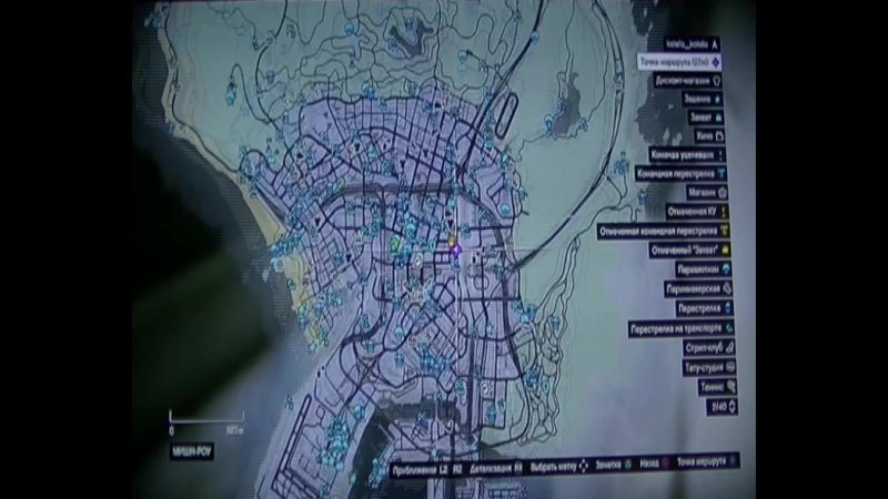 GTA 5 online | Мост у полицейского участка 3 (Смотреть без звука, и лучше на мобильном устройстве)