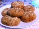Лепёшки на Кефире и Соде в Духовом шкафу Рецепт Мини Хлеб
