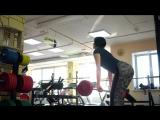 спорт мотивация с Ангелиной