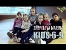 Jazzer Kids 6-9 лет teacher Shepeleva Marina