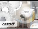 Светодиодные светильники потолочные Astrella Estares с пультом