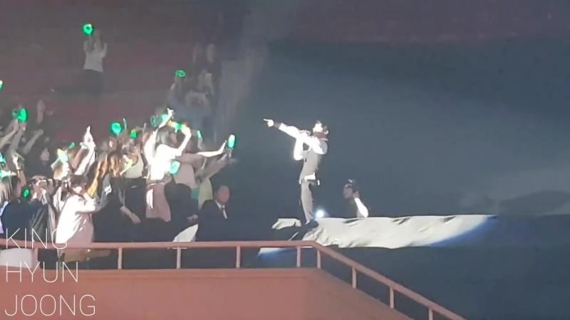 2017.04.29. KIM HYUN JOONG ANEMONE Fanmeeting- Encore