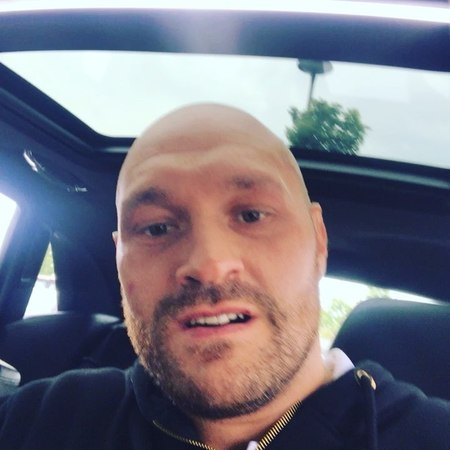 """Tyson Fury on Instagram: """"In aid of mental health, I carry on everyday to motivate encourage others to continue this battle daily! Let's stick to..."""