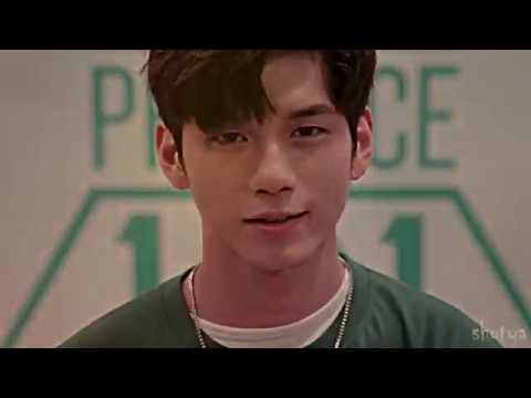 Ong seongwoo • there's nothing holdin' me back
