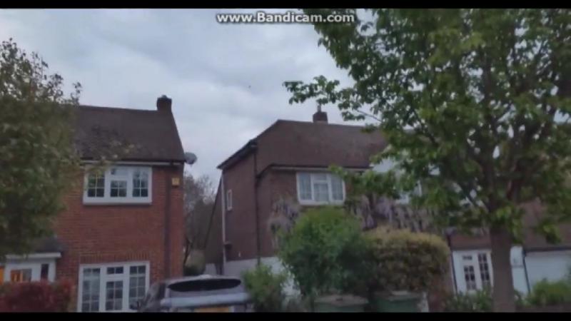Strange Shape Changing Object Caught Over Stoke dAbernon Surrey. England