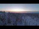 До окончания полярной ночи в Мурманске осталось 8 дней!