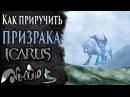 Icarus online(RU). Как приручить 46. Призрак. Берег Парны