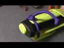 Крепеж для ножа из паракорда лайфхак с ножами Mora и их пластиковыми ножнами