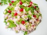 Салат аура. Рецепт салата без майонеза