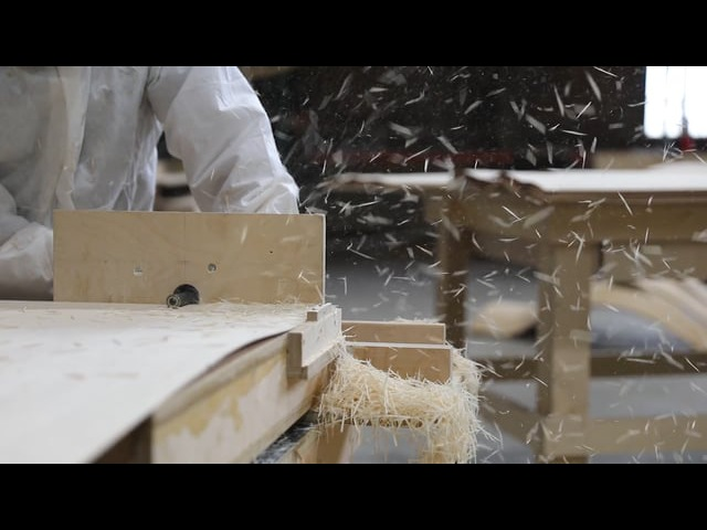 The Making of the Modernica Case Study® Alpine Dining Chair
