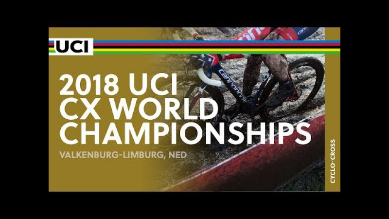 2018 UCI Cyclo cross World Championships Valkenburg Limburg NED Men U23