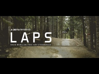 DEITY: LAPS with David McMillan and Bas van Steenbergen
