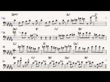 Lover - Jack Teagarden Trombone Solo Transcription