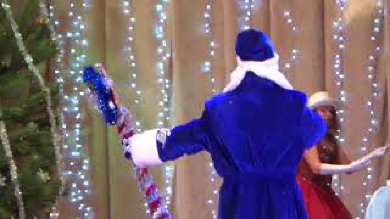 Театралізована вистава «Крижане серце королеви» (Часть 10)
