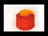 Торт Красный Бархат  Эффект Бисквитного Велюра  Новый Рецепт  Red Velvet Cake