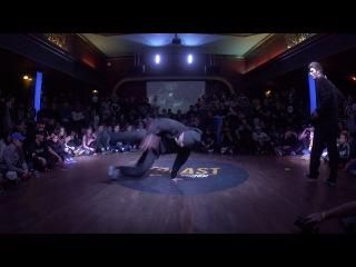 Undisputed #37   1vs1 Semifinal   Greku vs Twister