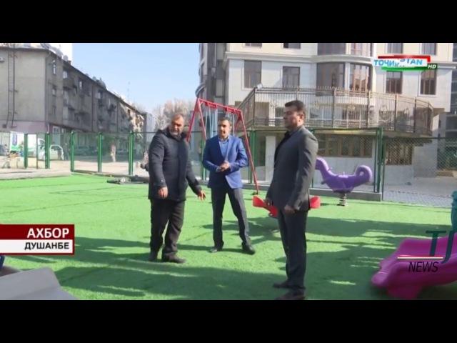 Ахбори Точикистон 08 02 2018 Накшаи шахри Душанбе