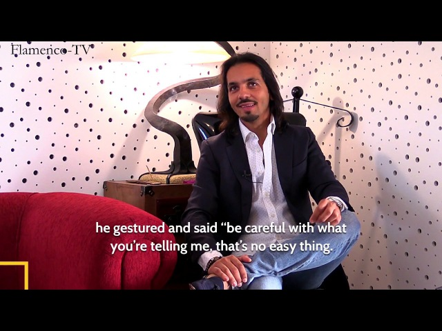 Farruquito entrevista para el Blog
