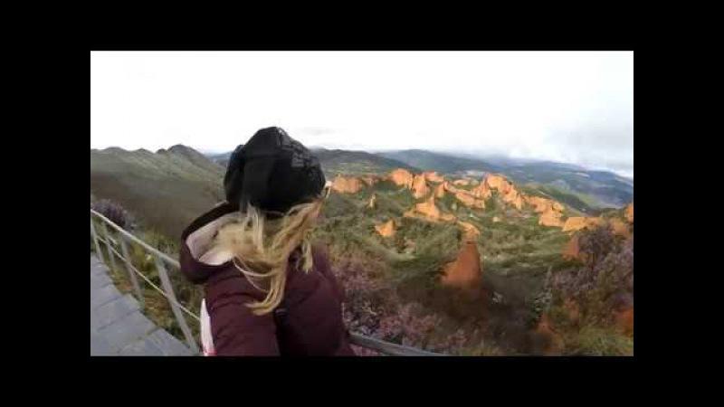 Spain: Castillo de los Templarios, Las Medulas, Astorga