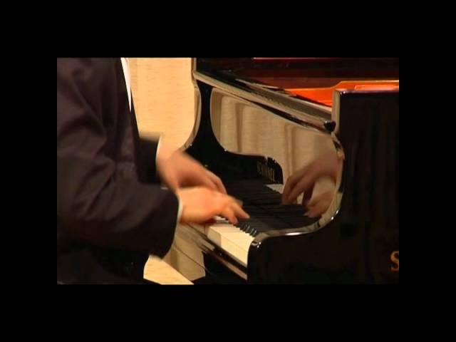 Konstantin Alexeev. F.Chopin. Mazurkas op.59 As-dur №2 and fis-moll №3