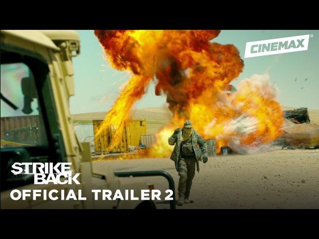 Strike Back (2018) | Official Trailer 2 | Cinemax