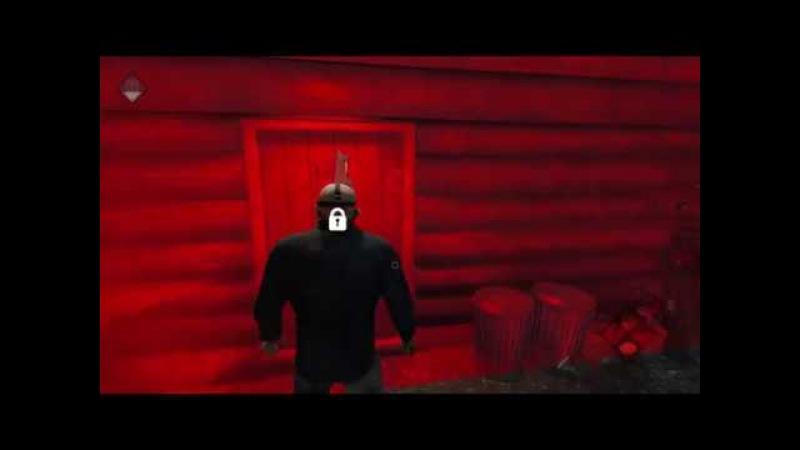 Friday the 13th the game - ИГРА В ОФФЛАЙН ЗА ГНОМА ПРОТИВ ТУПЫХ ВОЖАТЫХ