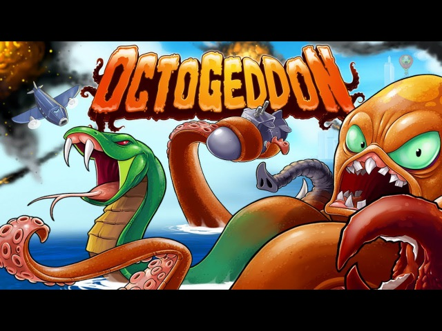 Octogeddon Launch Trailer