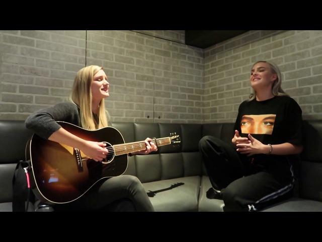 Heavy - Anne-Marie ft. Nicole Milik (Heavyoke)