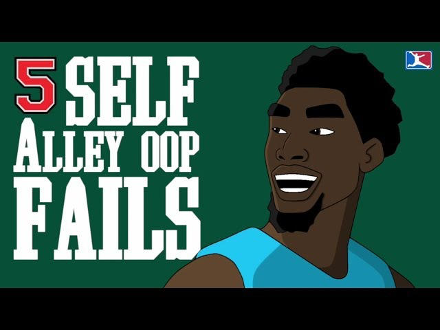 5 Self Alley Oop Fails