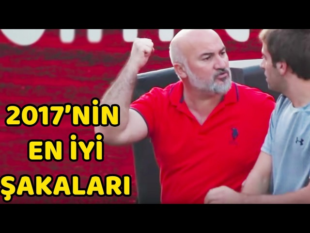 TÜRKİYE'DE YAPILAN EN İYİ ŞAKALAR 2017 - The Post