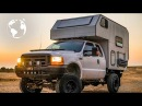 Photographer's CUSTOM Minimalist EXPEDITION CAMPER 4X4 Diesel