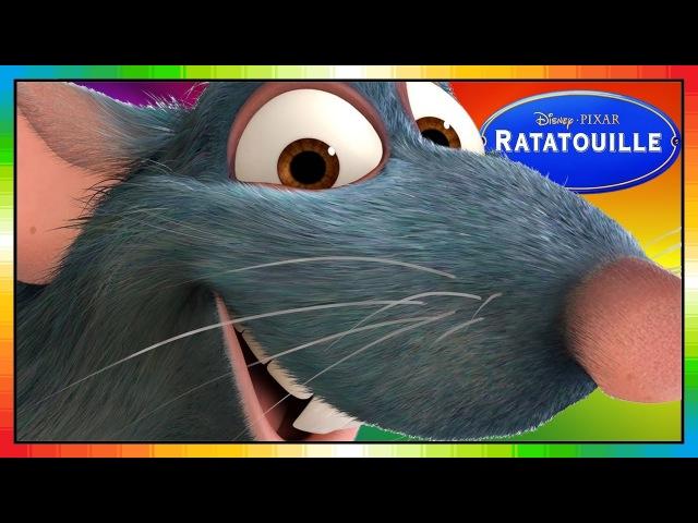 Ratatouille - DEUTSCH - GERMAN - Ratatuj - Ratte Remy - Maus - Pixar Animation (Videogame)