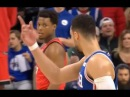 After Double Ejection, Ben Simmons Tells Kyle Lowry To Meet Him In The Hallway