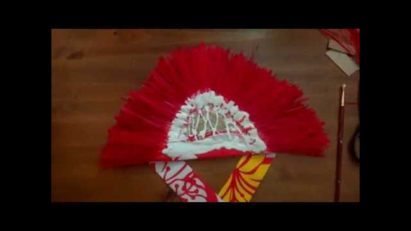 How to Make a Tahitian Hat