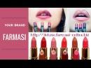 Farmasi Lipsticks Pencils Фармаси Помада карандаши FarmasiRussia