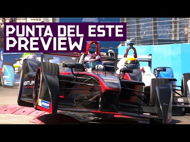 2018 CMM Niobium Punta del Este E Prix Preview ABB FIA Formula E