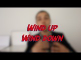 Wind up / Wind down - W40D4 - Daily Phrasal Verbs - Learn English online free video lessons