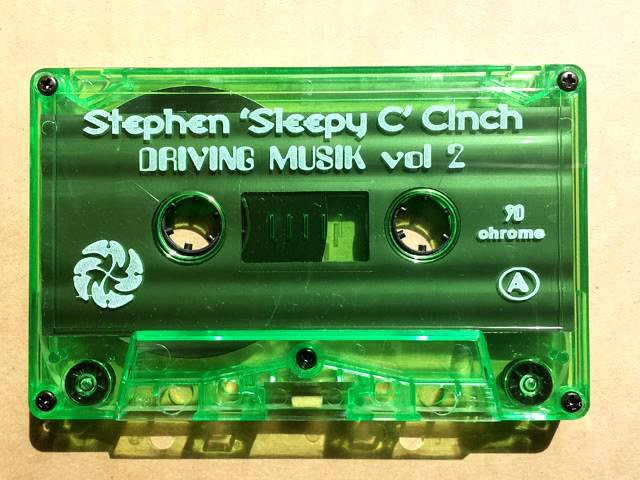 Stephen 'Sleepy C' Cinch -- It's A Lovely Day - Side A
