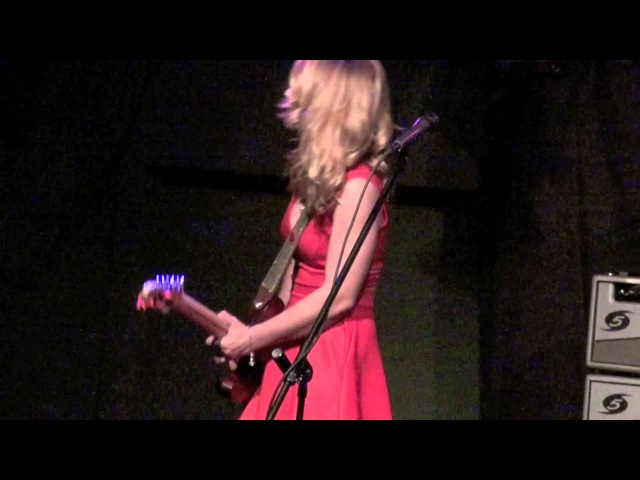 ''WHO'S BEEN TALKING'' - SAMANTHA FISH BAND, Jan 31, 2014