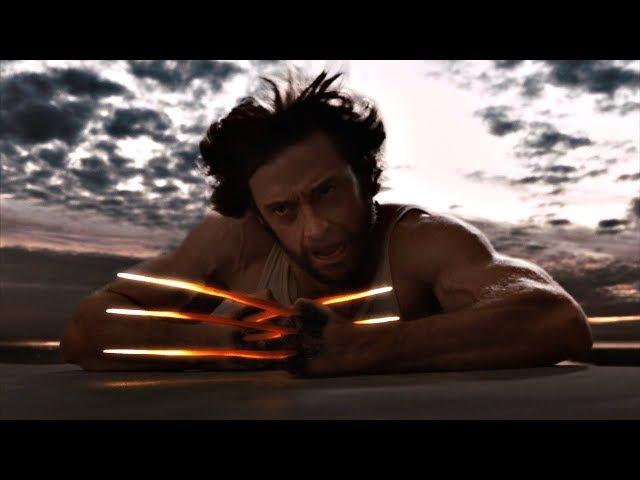 Логан и Виктор убивают Дэдпула (Оружие-XI). Люди Икс: Начало. Росомаха. 2009