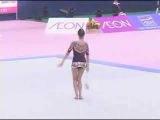 Алина Кабаева - булавы // Aeon Cup 2001