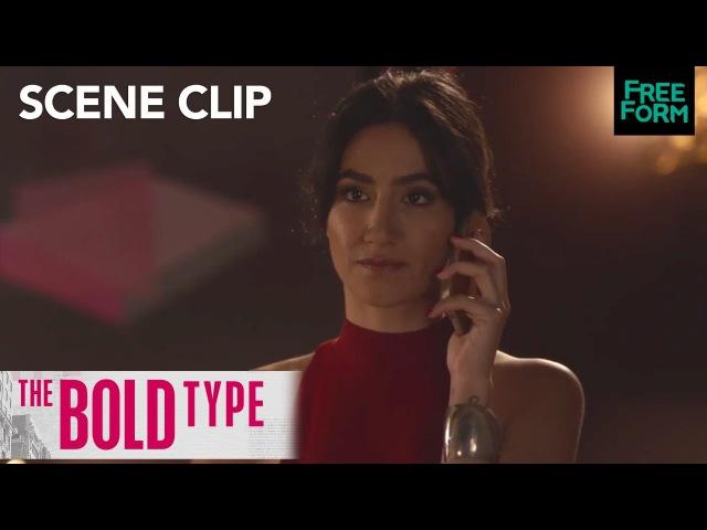 The Bold Type Season 1 Episode 8 Kadena Phone Call Freeform