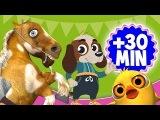 Самые популярные видео 2017 года - детские популярные песни
