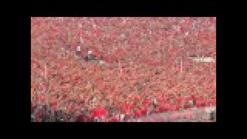 Wydad Casablanca Fans - unbelievable atmosphere