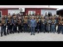Сводный отряд полицейских из Удмуртии поздравил автоледи с Международным женским днем