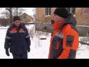ДНР Донбассгаз - по улице Кирова вместо газа пошла вода