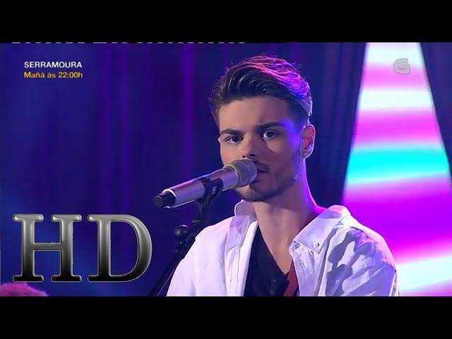 Abraham Mateo ~ Mi Vecina [Live Luar TVG, Bamboleo 2017] HD